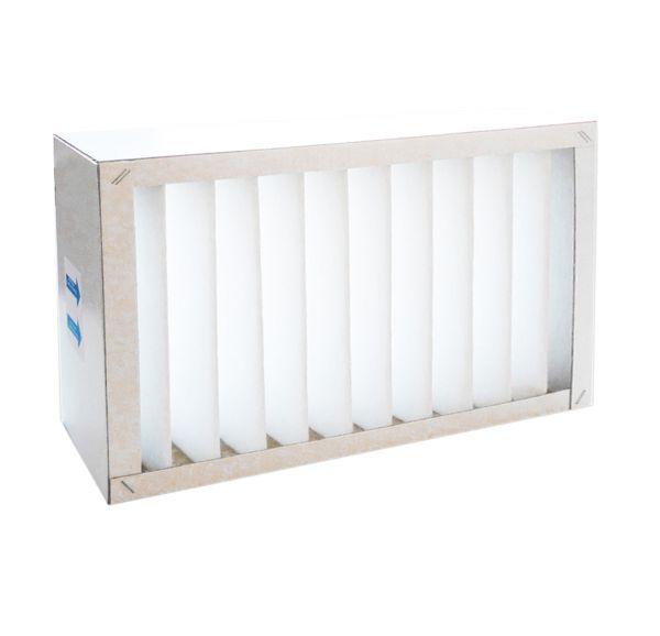 Ersatzfilter passend für Aerex Reco-Boxx Top 800 (Zuluft, Dachkanäle) - Filterklasse M5 (F5)