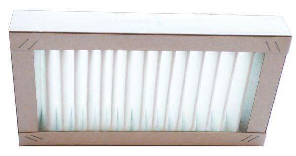 Ersatzfilter passend für Reco-Boxx Top 500 (Zuluft, Dachkanäle) - Filterklasse M5 (F5)