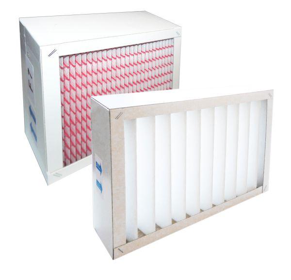 Ersatzfilter-Set (2 Stück) passend für Drexel-Weiss aerosilent business / aeroschool - Filterklasse