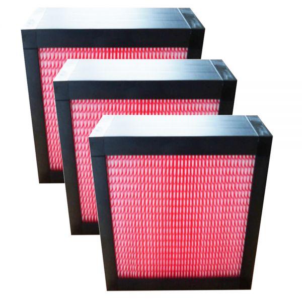 Ersatzfilter passend für Exhausto VEX280 - Filterklasse F7