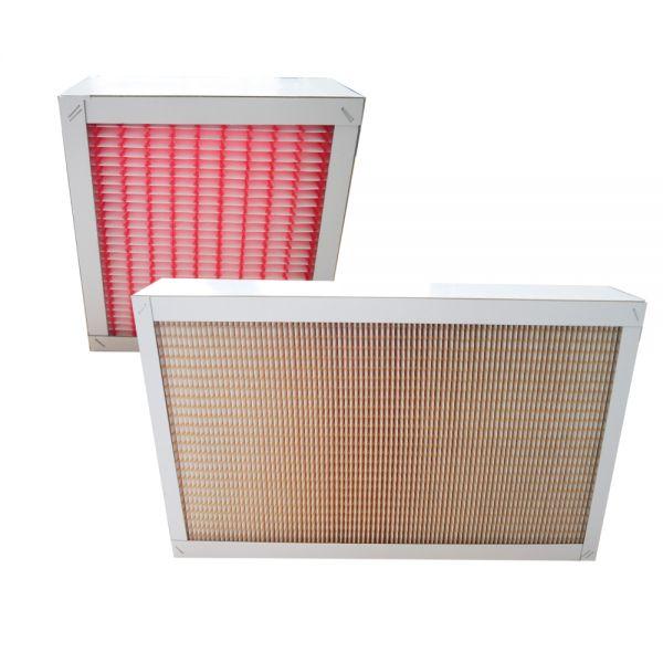 Ersatzfilter-Set (2 Stück) - passend für Dimplex ZL 275HF / HFC - Filterklasse F7 + M5 (F5)